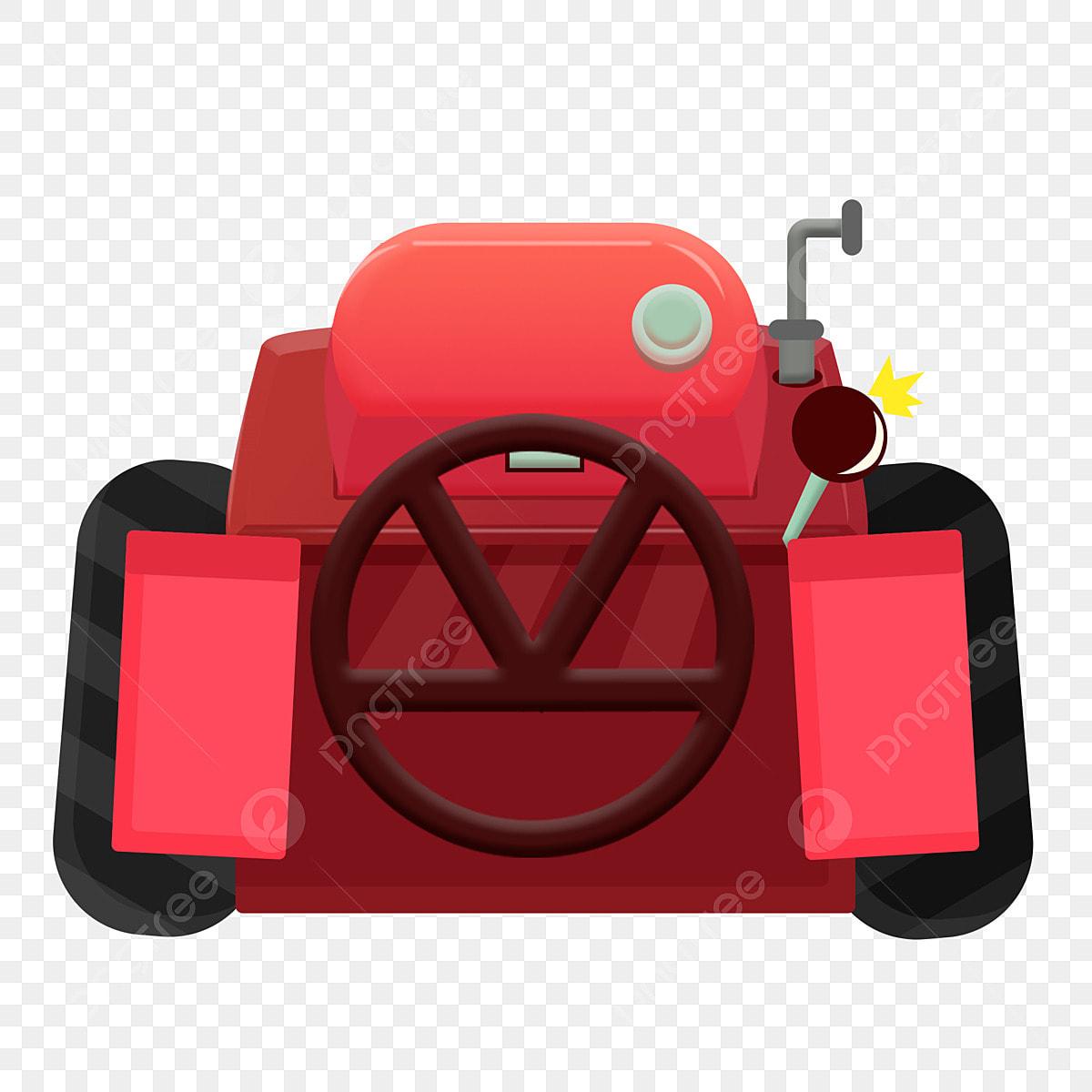 Dia Do Trabalho Trator Trator Agricultura De Maquinaria Dos