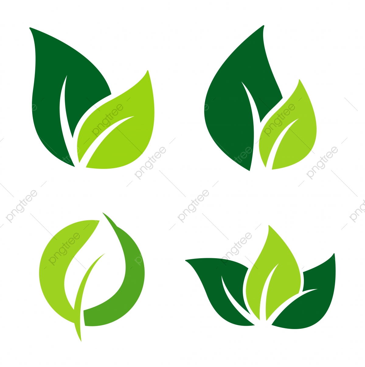 Leaf Logo Png Vector Psd And Clipart With Transparent Background For Free Download Pngtree