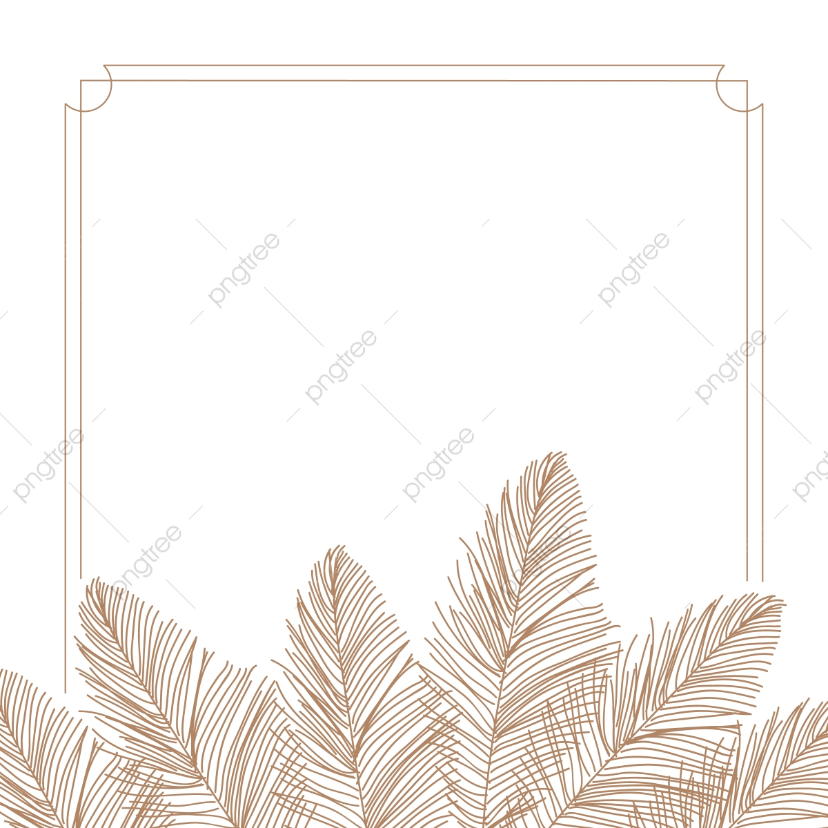 Leaves Border Png Vector Psd And Clipart With Transparent Background For Free Download Pngtree