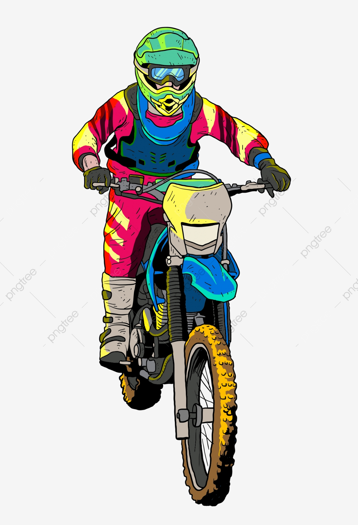 Motocross Png Images Vector And Psd Files Free Download On Pngtree