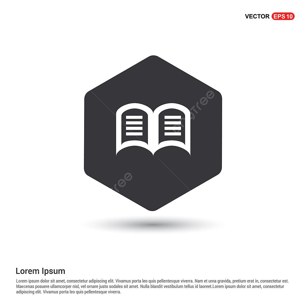 Livre Ouvert Ouvert Icone Livre Png Et Vecteur Pour
