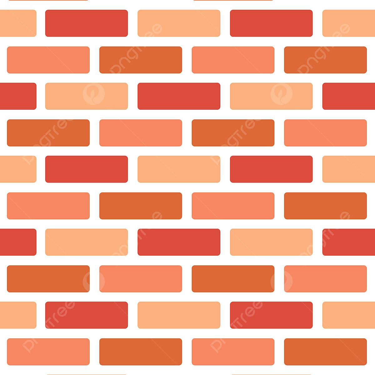 Pastel Brick Wall Background Design Pastel Geometrical Poster Png