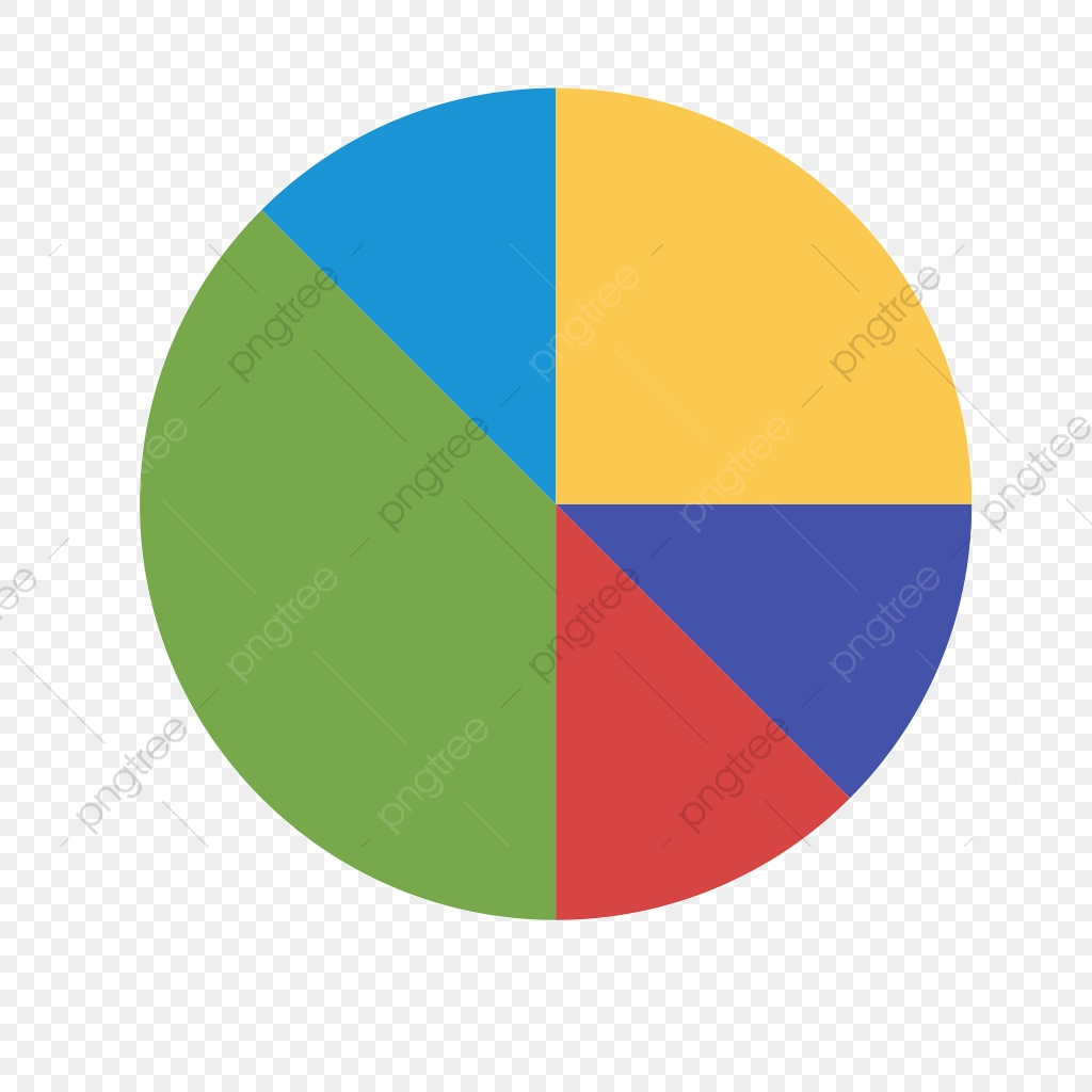 Pie Chart Vector Icon, Pie Charticon Icon, Stats Icon