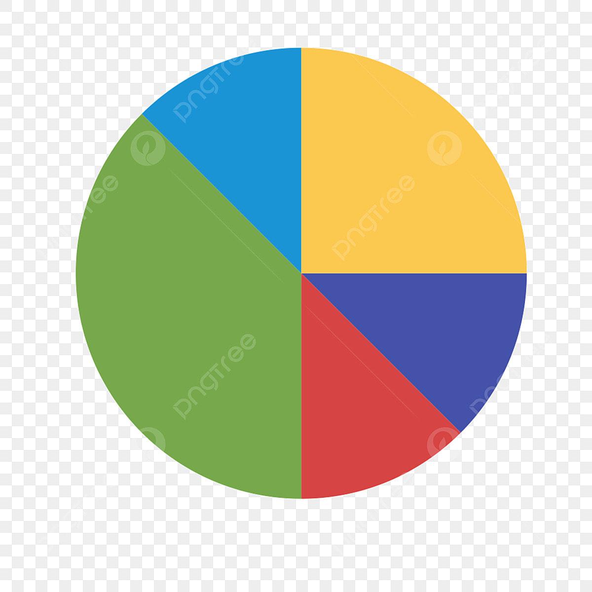 Pie Chart Vector Icon Pie Charticon Icon Stats Icon