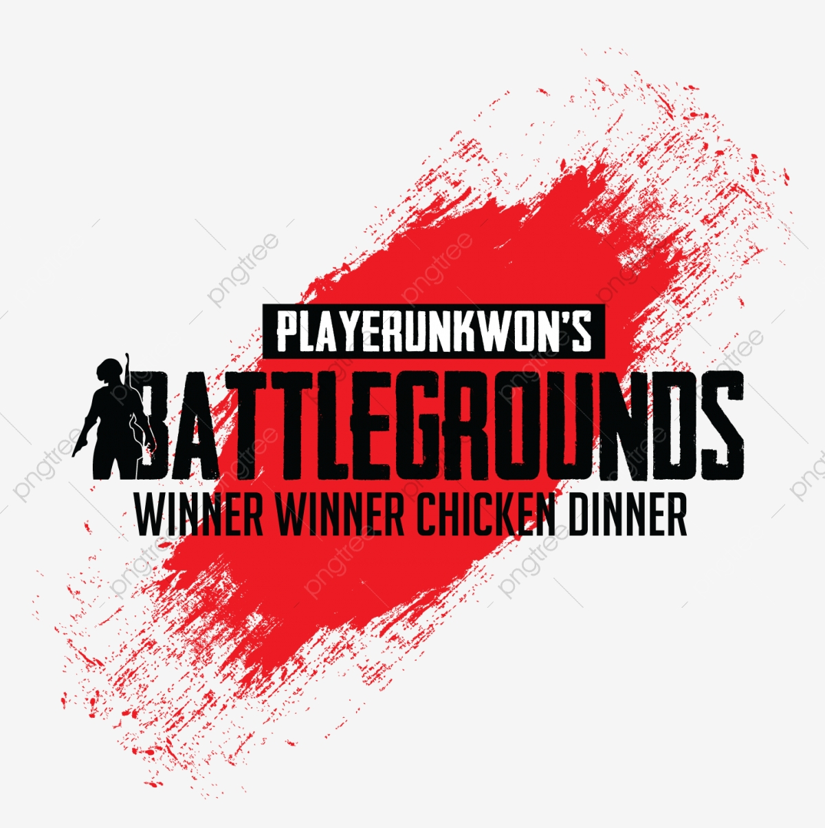 Pubg Logo Brush Brush Red Red Brush Png And Vector With