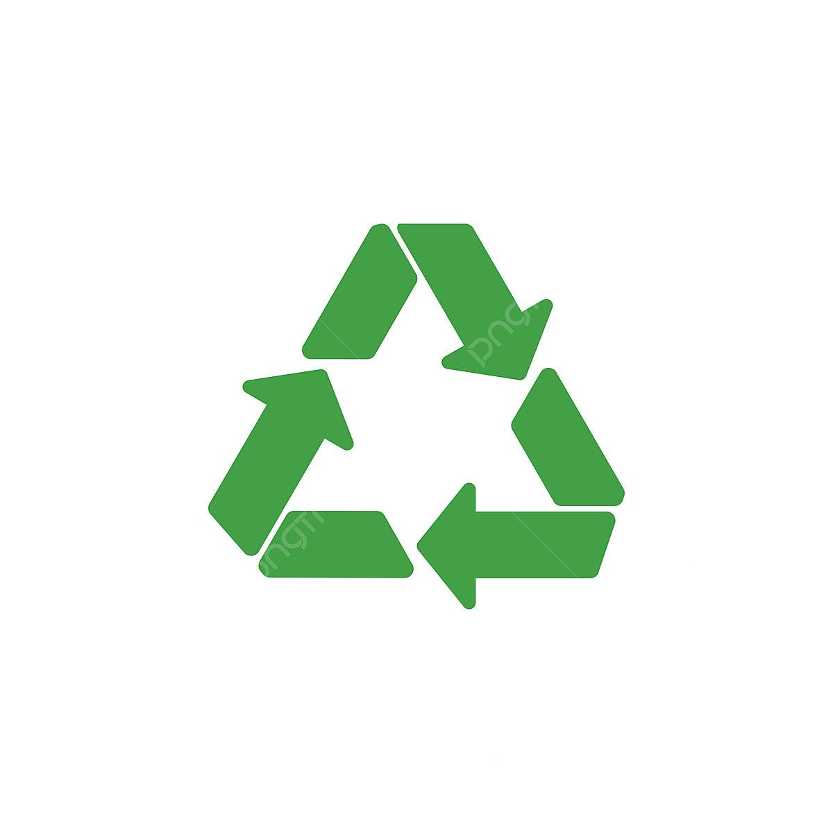 Recycle Symbol Graphic Design Template Vector, Symbol ...