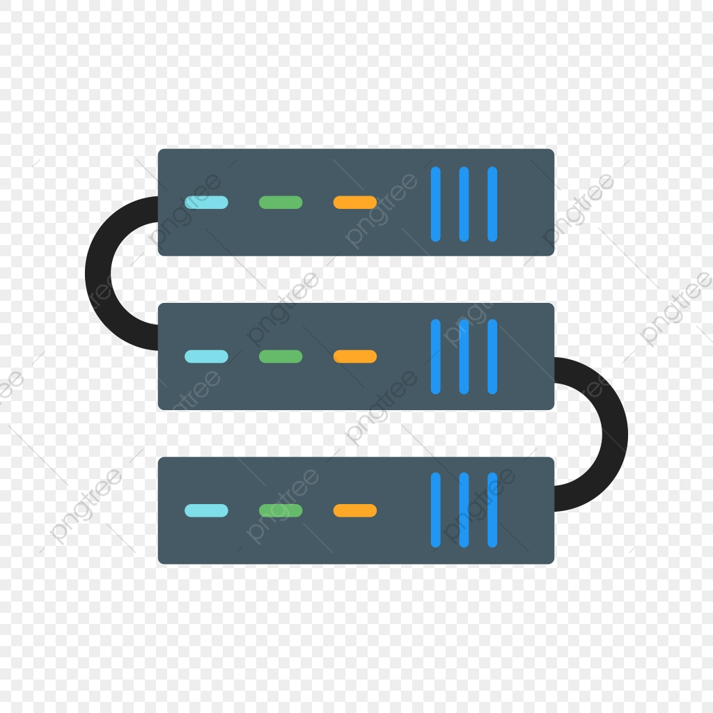 Servers Vector Icon, Server Icon, Servers Icon, Network Icon PNG and Vector  with Transparent Background for Free Download