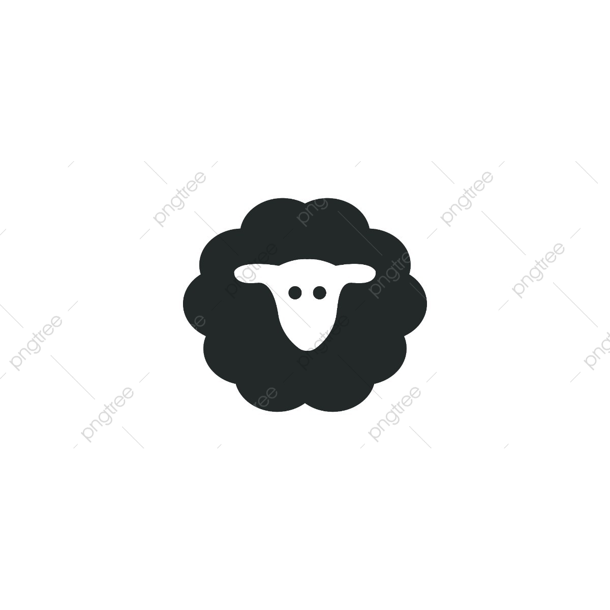 Sheep Template | Sheep Icon Template Sheep Icon Symbol Png And Vector With