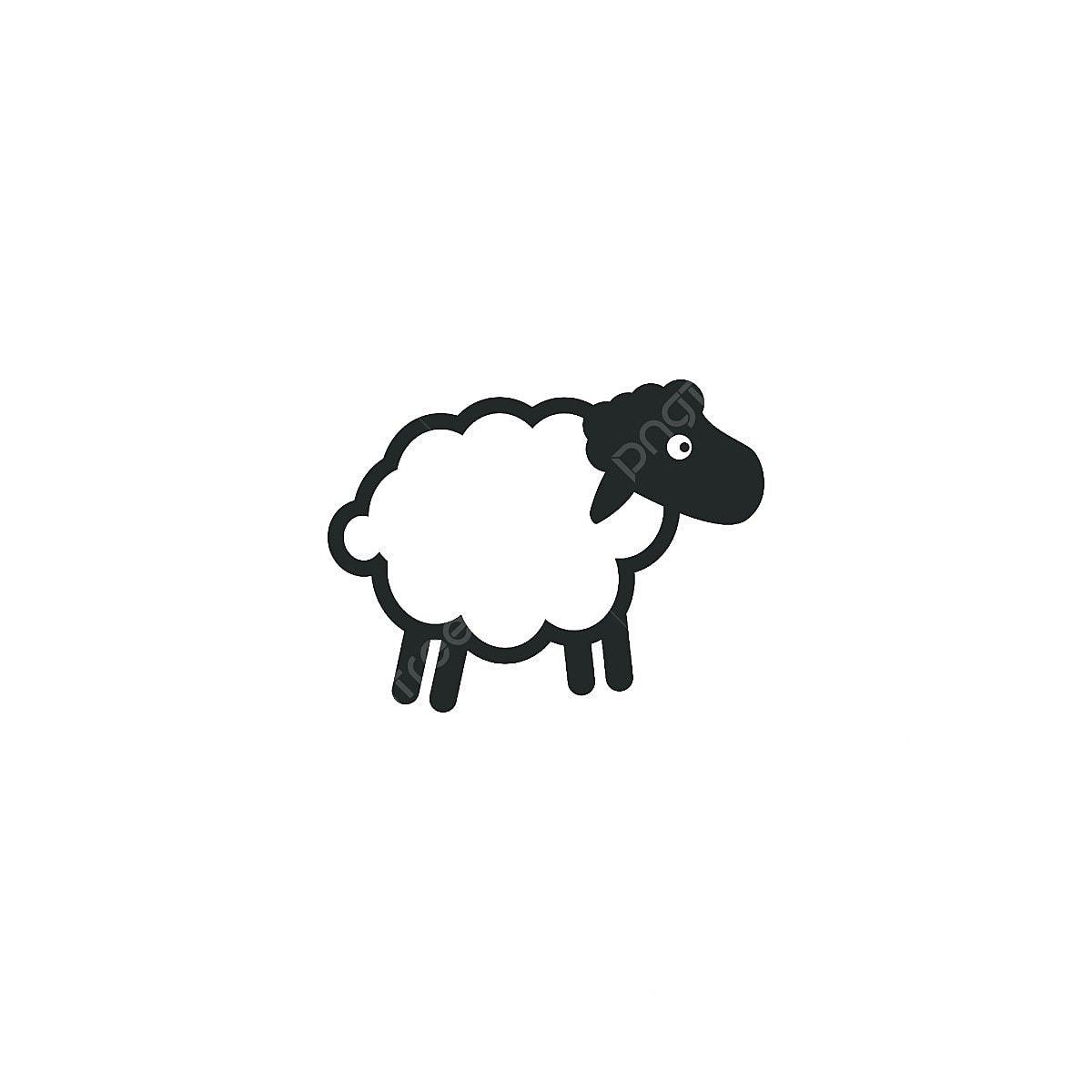 Sheep Logo Template Eid Al Adha, Sheep, Icon, Symbol PNG and