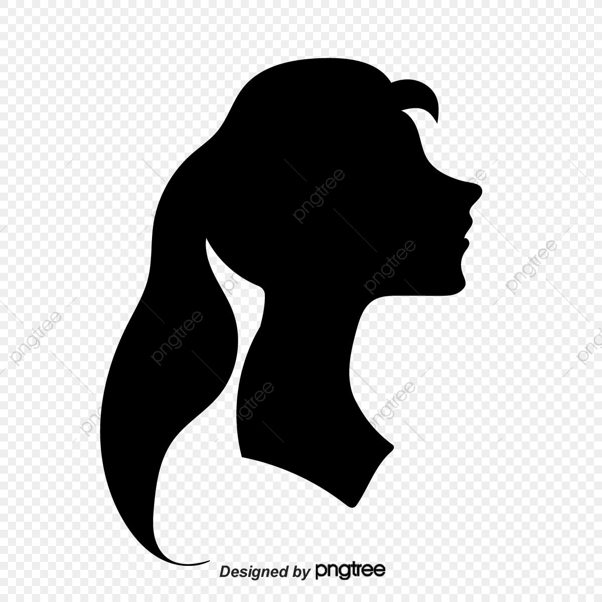 صورة ظلية بسيطة الجناح الأسود تصميم بسيط اسود و ابيض خيال Png