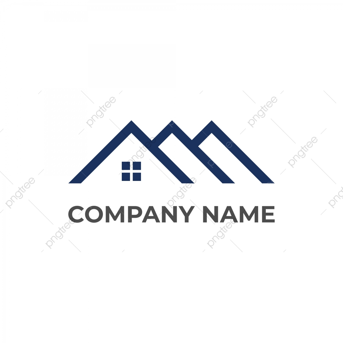 Real Estate Logo Png Vector Psd And