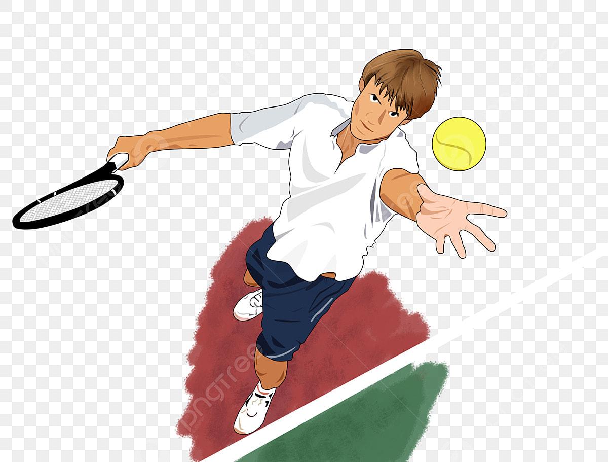 Kids Playing Table Tennis Cartoon Clipart Vector - FriendlyStock | Children  illustration, Kids playing, Sport illustration