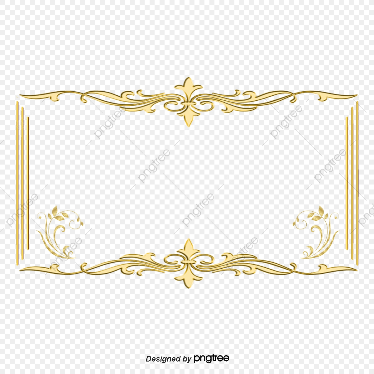 the frame pattern move the golden flower square is long photo frame the flowers is png transparent clipart image and psd file for free download https pngtree com freepng the frame pattern move the golden flower square is long 3739620 html