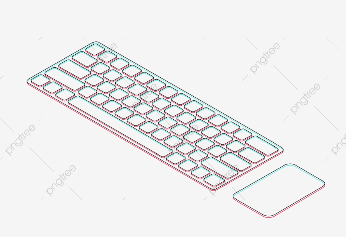 Transparent Keyboard Mouse Electronic Product Digital Wechat Png Transparent Clipart Image And Psd File For Free Download