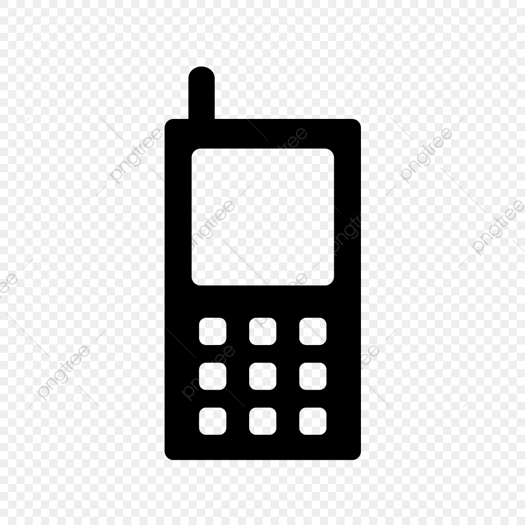 Vector Cell Phone Icon Phone Icons Cell Icons Phone Png And Vector With Transparent Background For Free Download