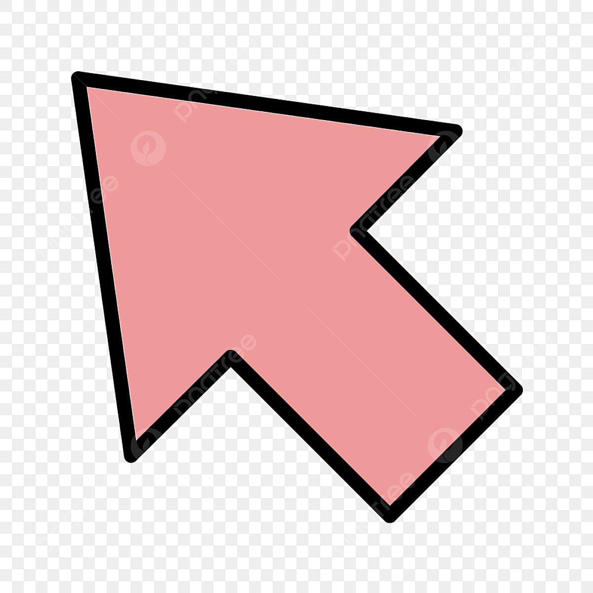 Vector Cursor Icon, Cursor Icon, Arrow Icon, Pointer Icon