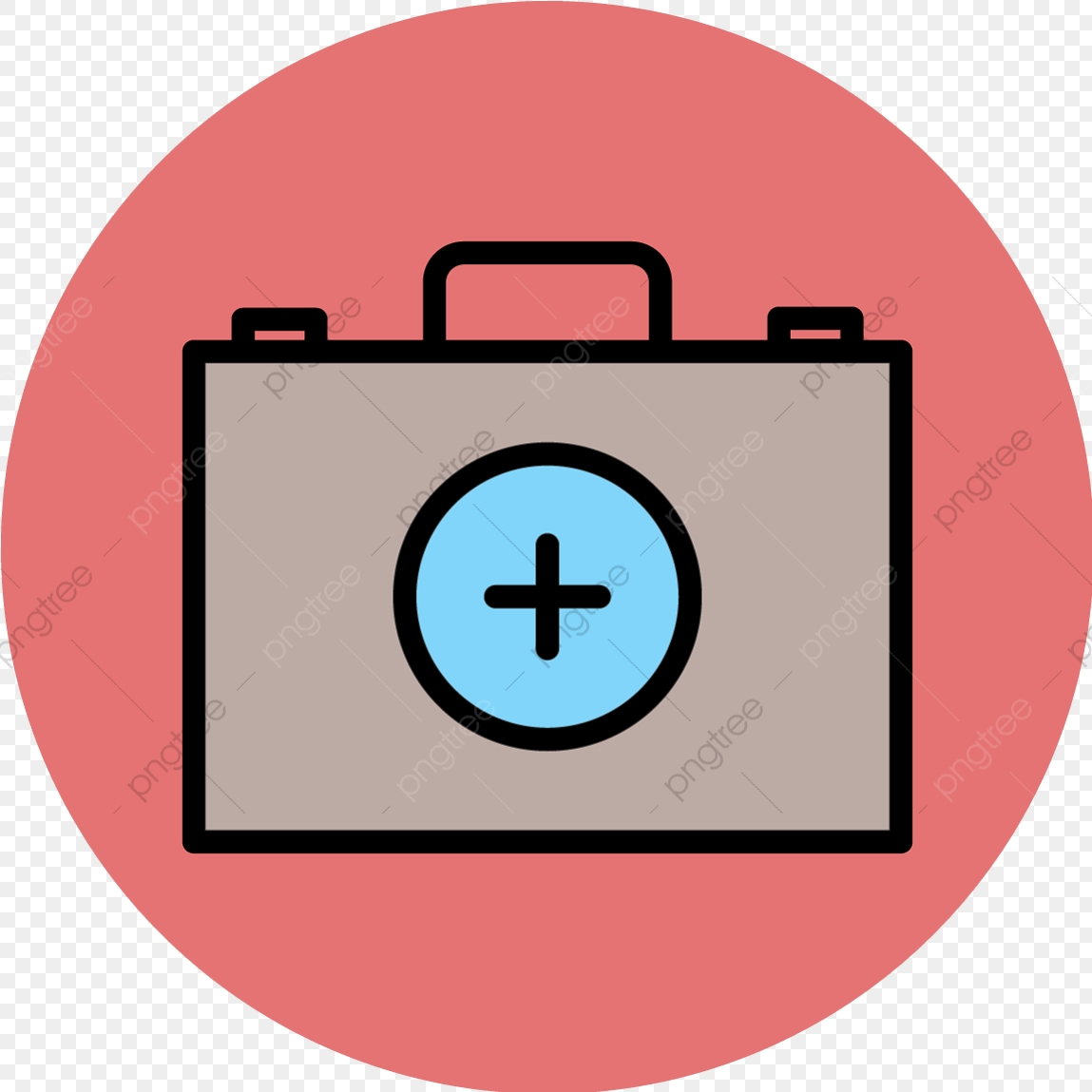 Vector First Aid Box Icon, Aid, Box, First Aid Icon PNG and Vector