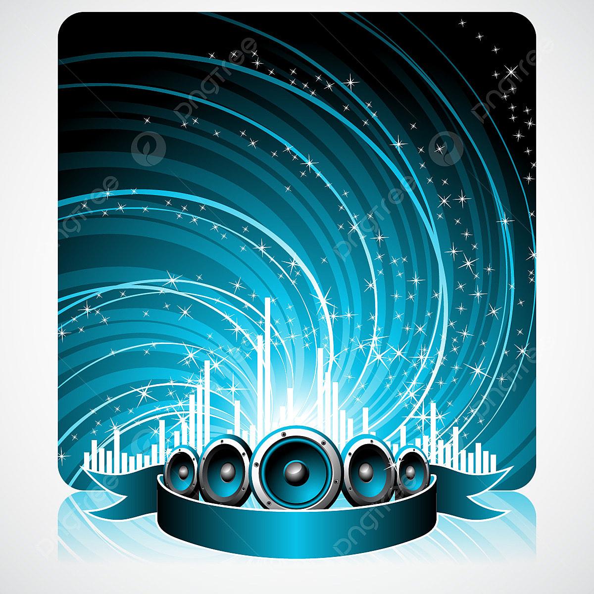 b1aafb882 النواقل التوضيح عن موضوع الموسيقية مع المتكلمين ديسكو الكرة حر PNG و سهم  التوجيه