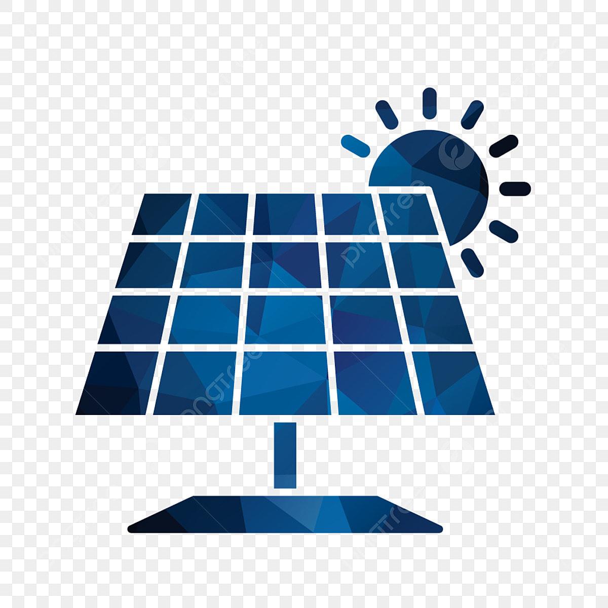 Vector Solar Panel Icon Solar Panel Solar Energy Solar