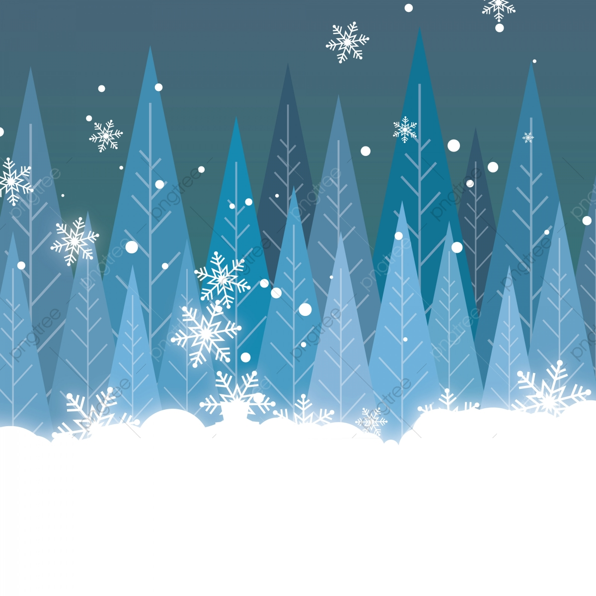 winter background vector illustration christmas winter. Black Bedroom Furniture Sets. Home Design Ideas