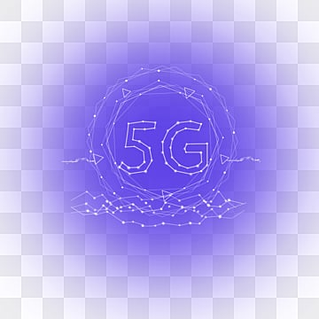 5g Data Element of Hand drawn Science and Technology Style, 5g, Information, Technology Wind PNG and PSD