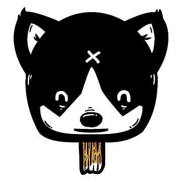 puppy head, Art, Clothing, Clothing Design PNG and PSD