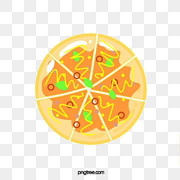 cute pizza cartoon medal elements, Element, Medal, Cartoon PNG and PSD