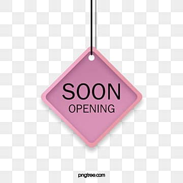 rhombic flat gradient colour grand opening simple style hanging tag, Suspension, Label, Grand Opening PNG and PSD
