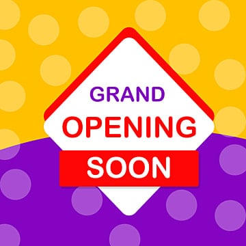 opening soon graphics banner png and psd files, Opening Soon, Graphics, Graphic Banner PNG and PSD