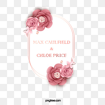 rose high end rose gold round rectangular border, Geometric, Round Rectangle, Gradient PNG and PSD