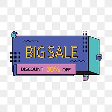 black sideline color memphis discount label, Memphis, Color, Discount Labels PNG and PSD