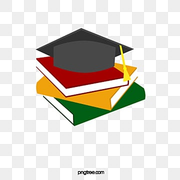 graduation season for vector bachelors hat color books, Book, University, Bachelor Cap PNG and PSD