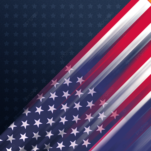 4th Of July Usa Flag Waving Background, Background, American