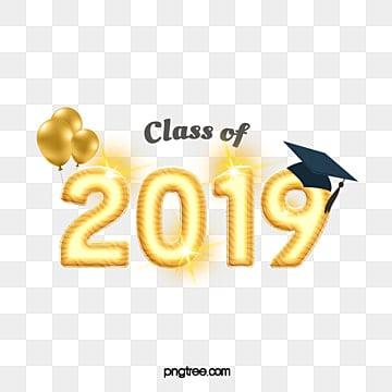 class of 2019 graduation logo Fonts