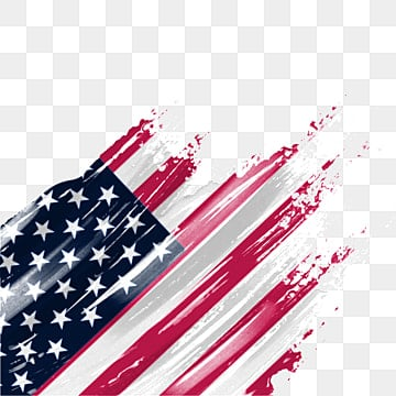 United States national flag brush, Us, America, United PNG and PSD
