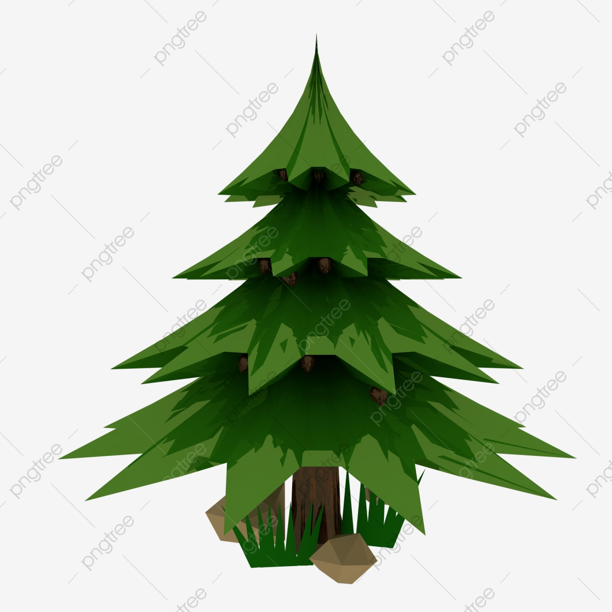 Tall Christmas Tree Clipart.A Tall Pine Tree Tree Clipart Trees Pine Png Transparent