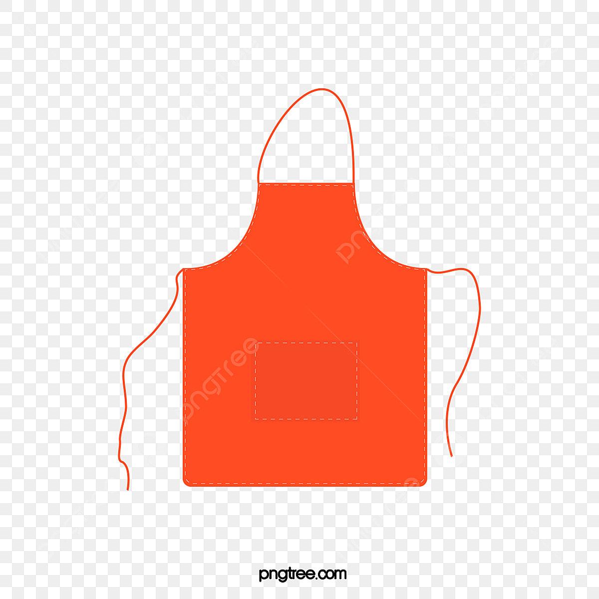 Delantal Delantal Cocina Rojo Png Y Psd Para Descargar Gratis