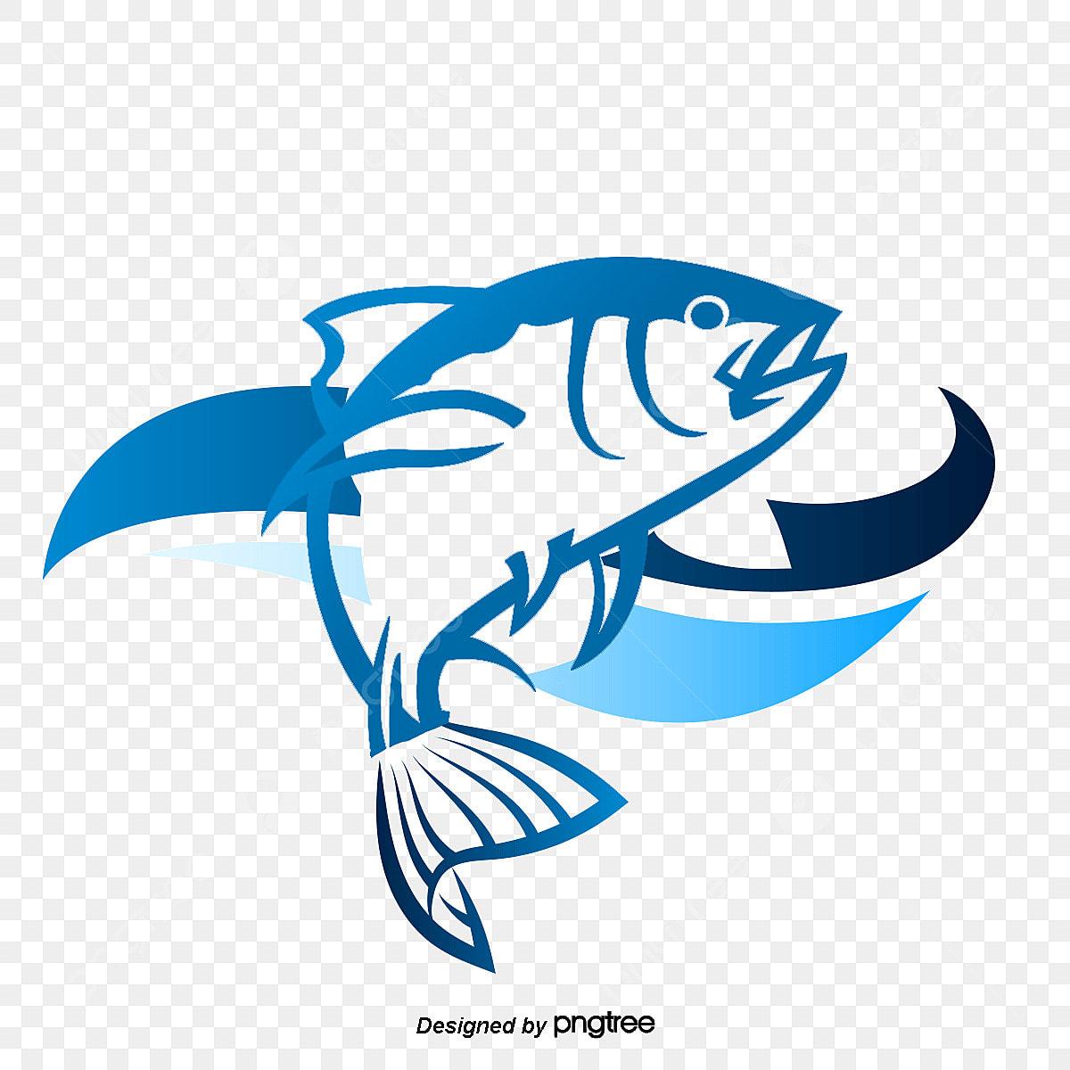 Schwimmende fische als hintergrund kostenlos
