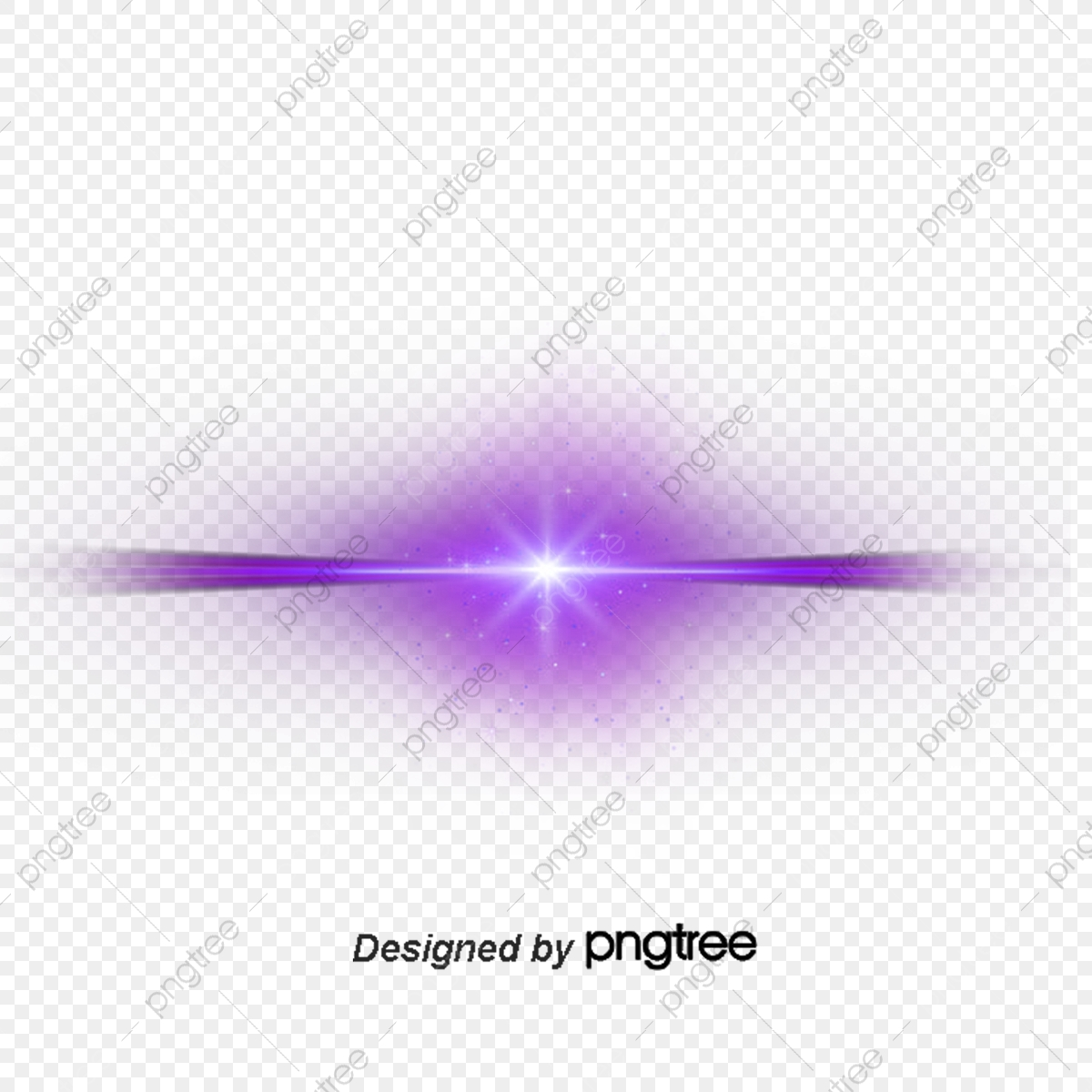 Bright Neon Light Effect, Purple, Light Effects, Neon PNG
