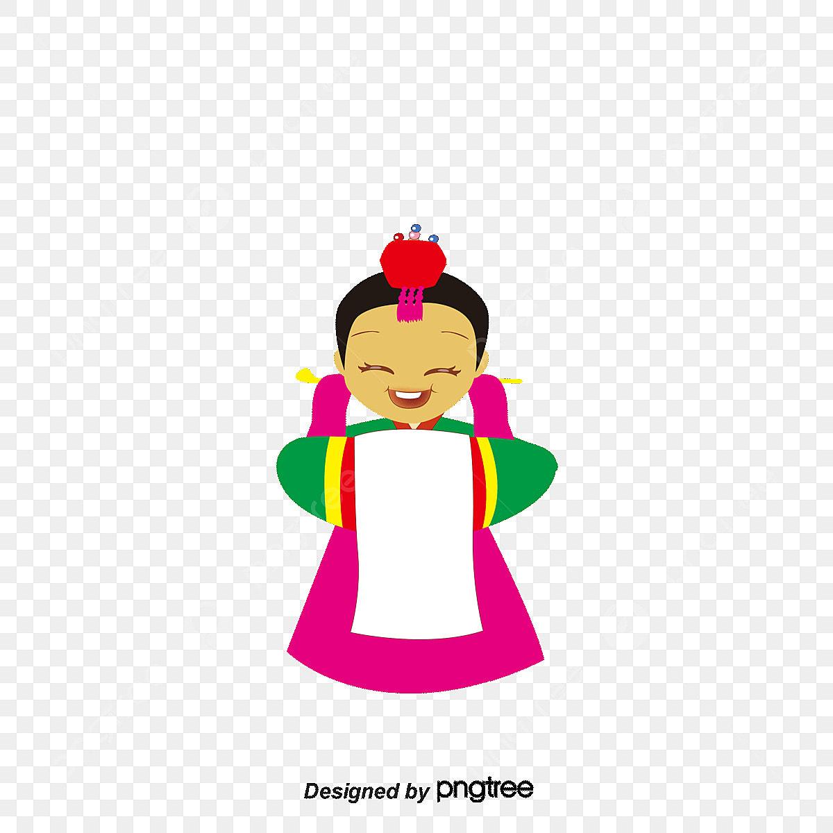 Gambar Kartun Wanita Pria Muslim Gambar Kartun Korea Pengantin Bahan Vektor Korea Selatan Pengantin Perempuan Pengantin Pria Png Dan Psd Untuk Muat Turun Percuma