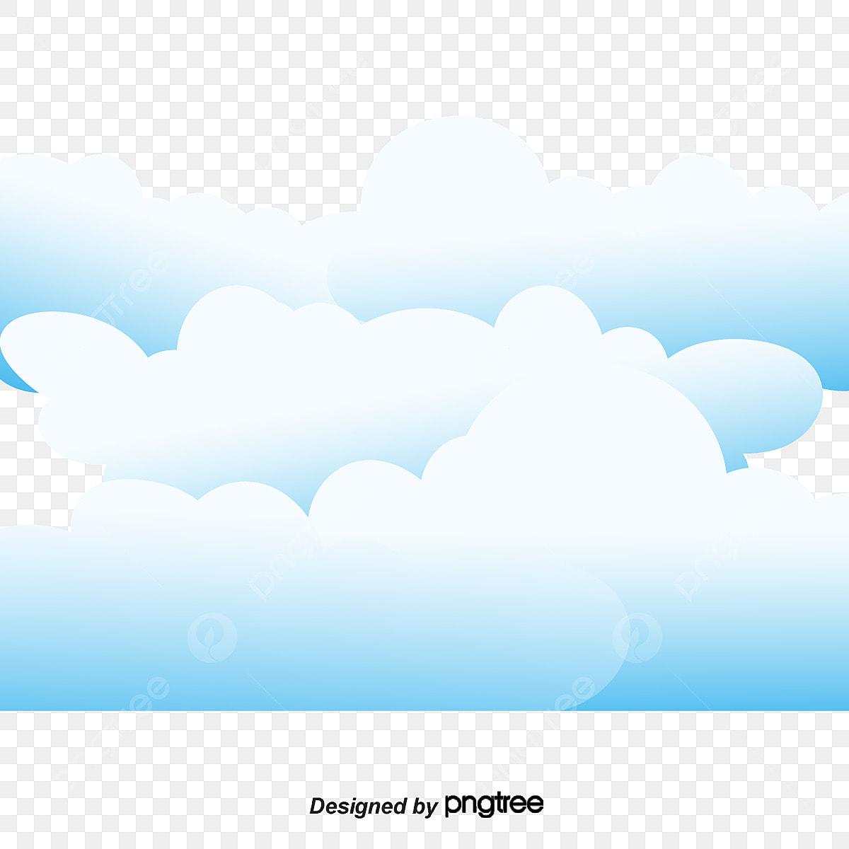 Nuvens De Desenhos Animados, Desenho Animado, Nuvens, Vetor Dos Desenhos  Animados Imagem PNG e Vetor Para Download Gratuito