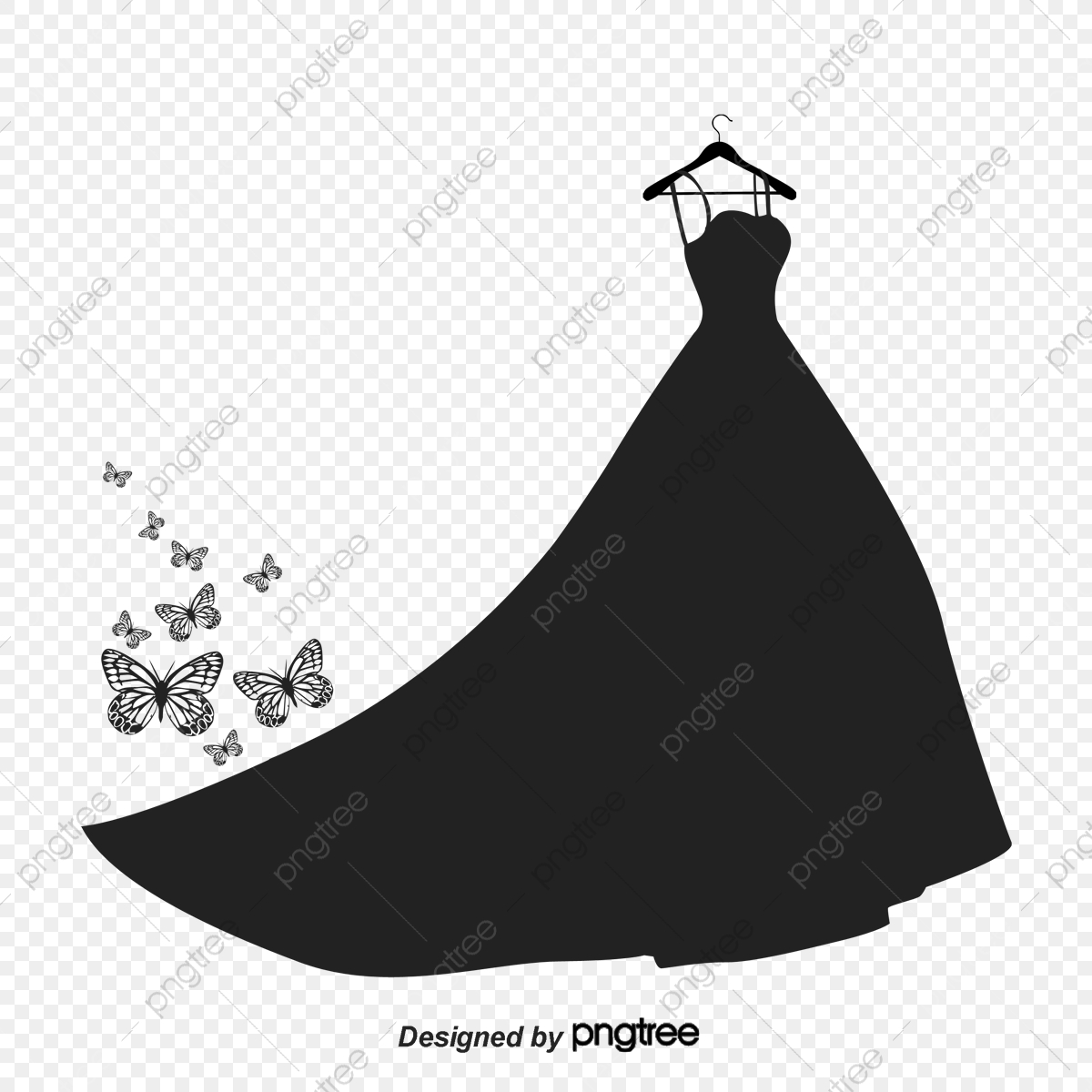 Vestido De Boda De Dibujos Animados Cartoon Vestido De
