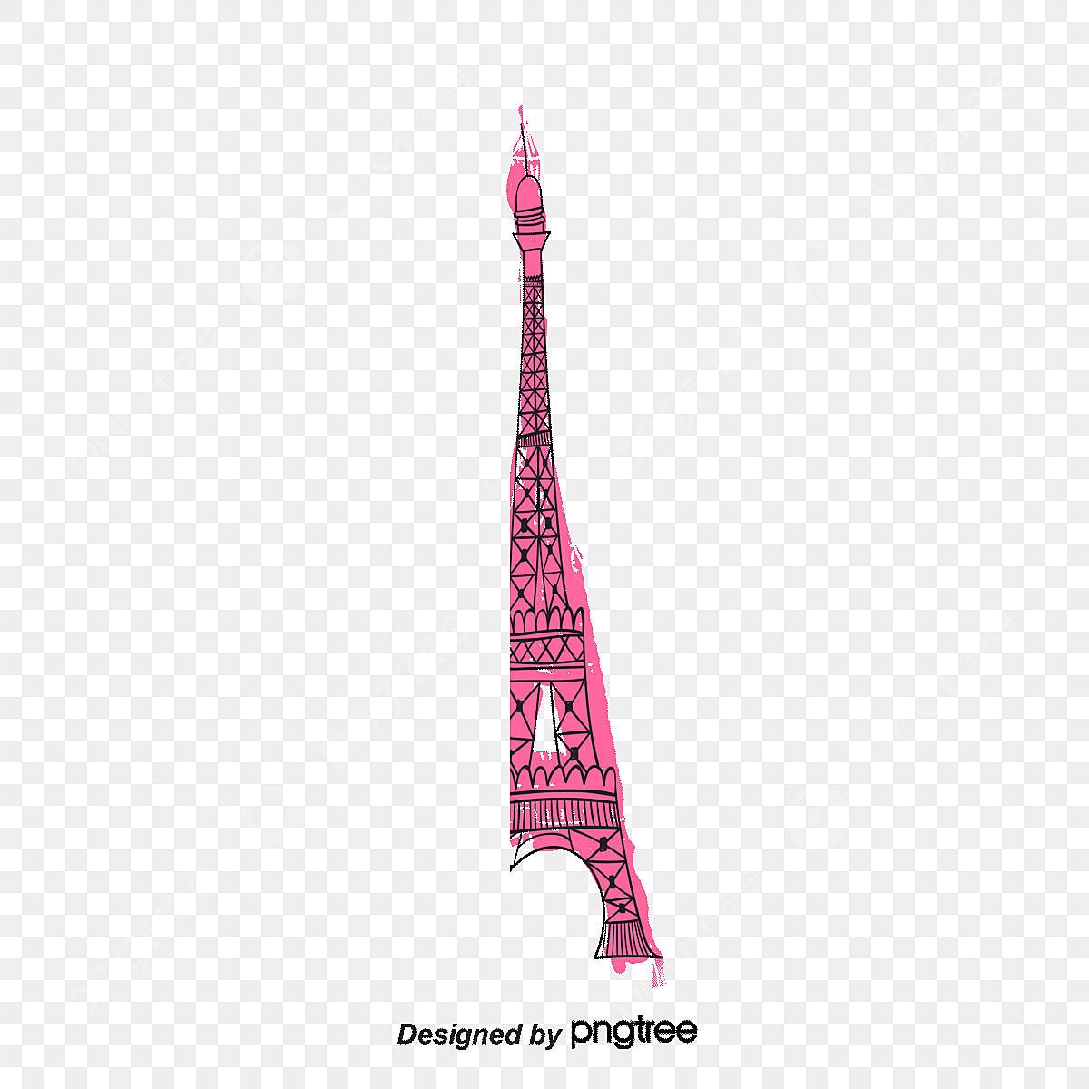 Gambar Watak Kartun Menara Eiffel Di Paris Watak Kartun Menara Eiffel Melancong Png Dan Psd Untuk Muat Turun Percuma
