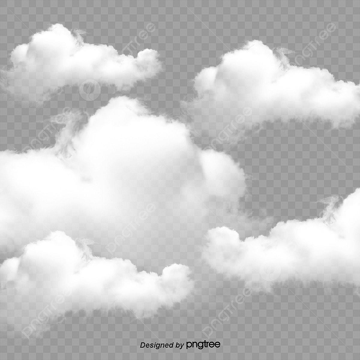 Awan Putih Langit Awan Putih Langit Fail Png Dan Psd Untuk