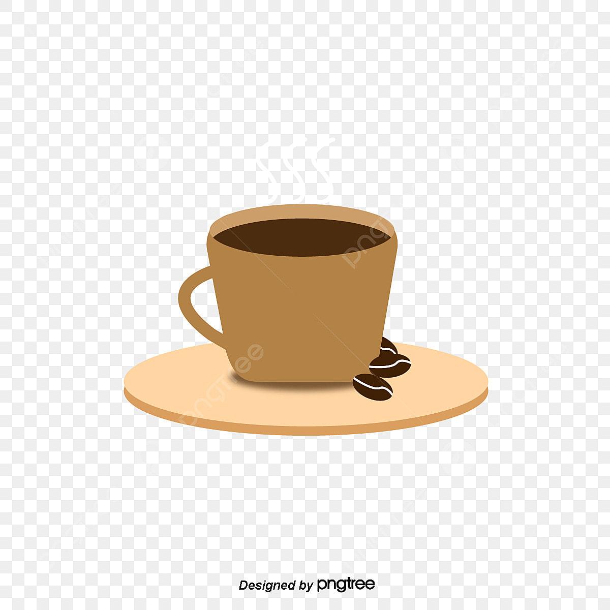 une tasse de caf u00e9 caf u00e9 tasse fichier png et psd pour le t u00e9l u00e9chargement libre