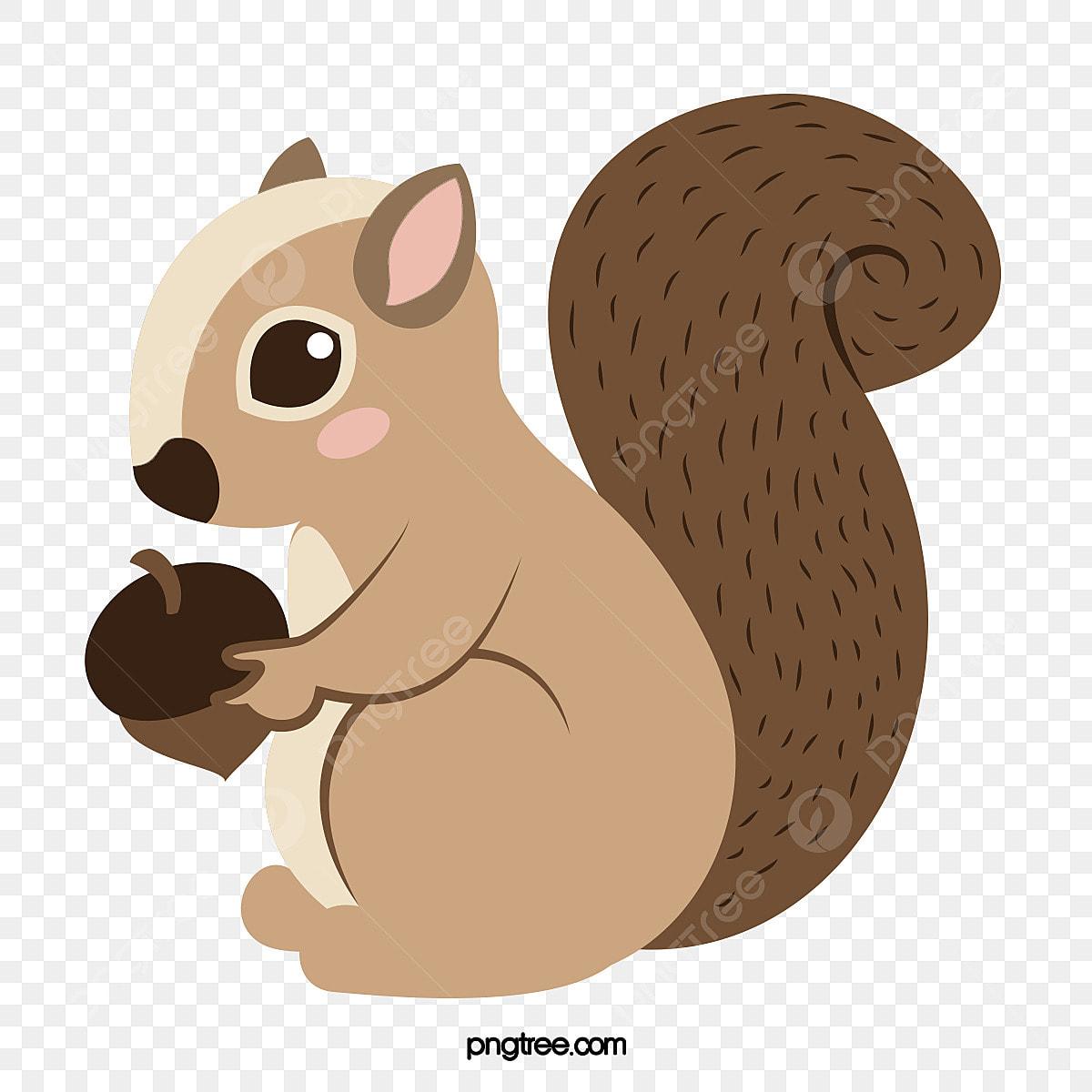 Cute Halloween Clip Art Squirrel