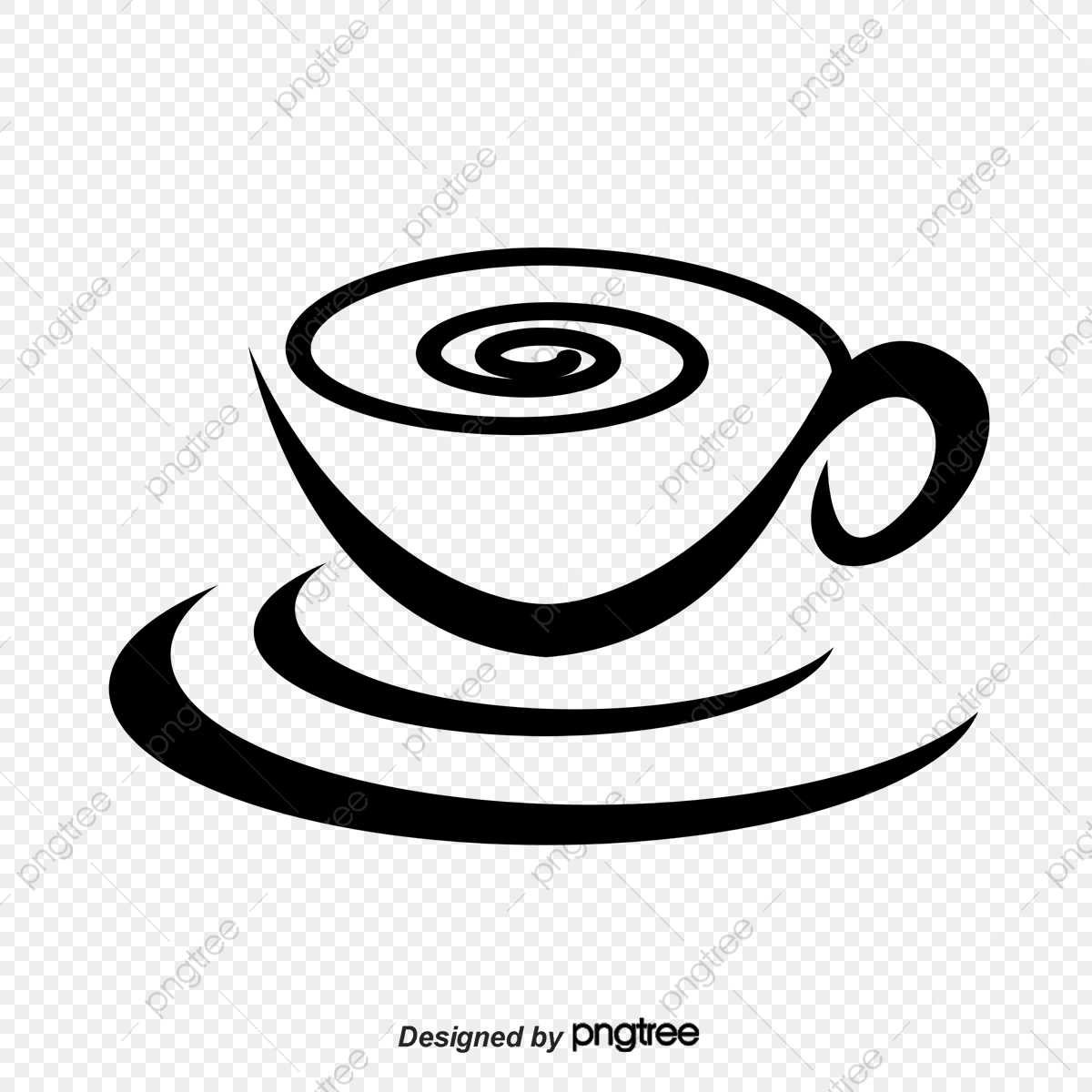 Decorative Coffee Cup Vector Material Coffee Vector Coffee Decorative Motifs Png Transparent Clipart Image And Psd File For Free Download