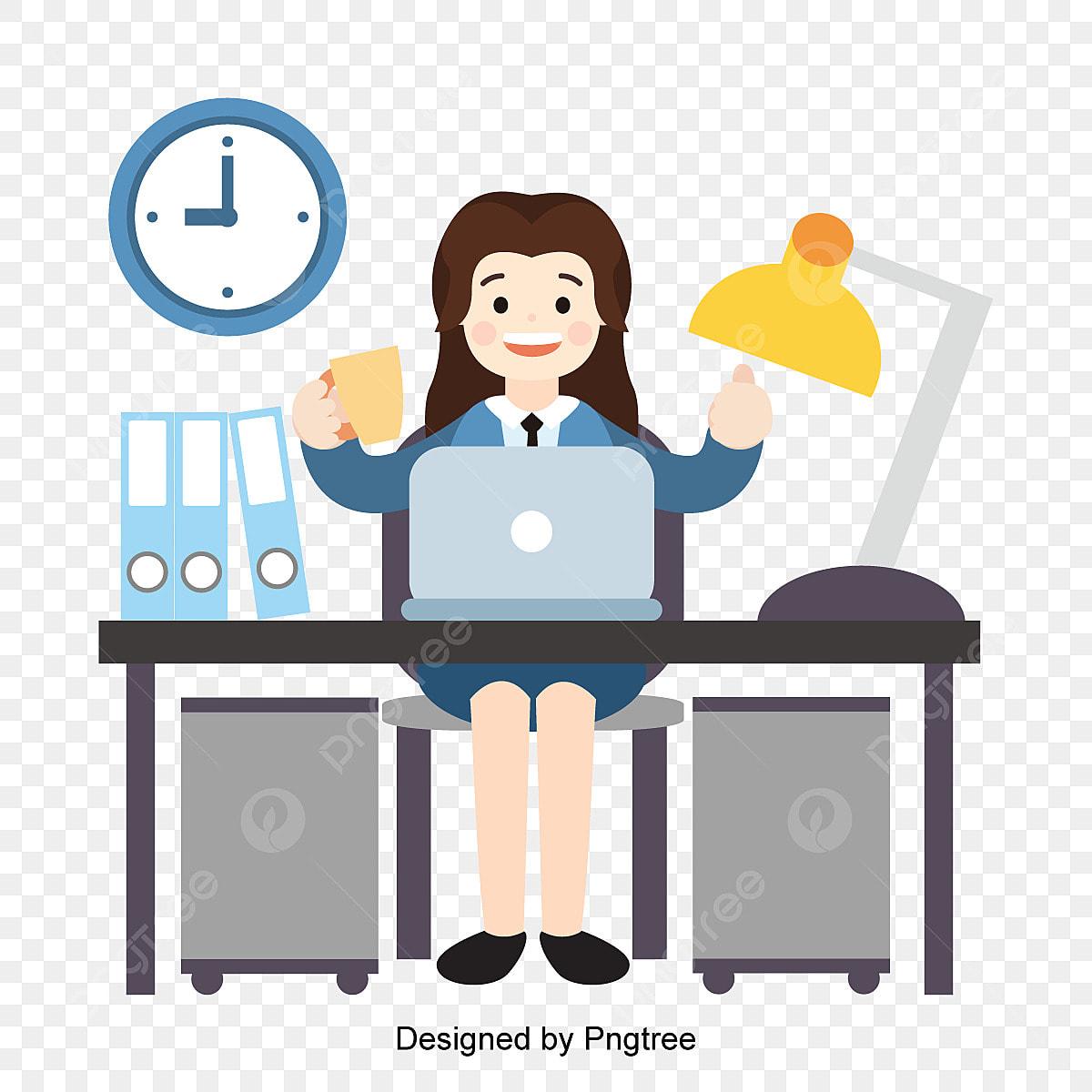 la conception du personnel sur le lieu de travail bureau