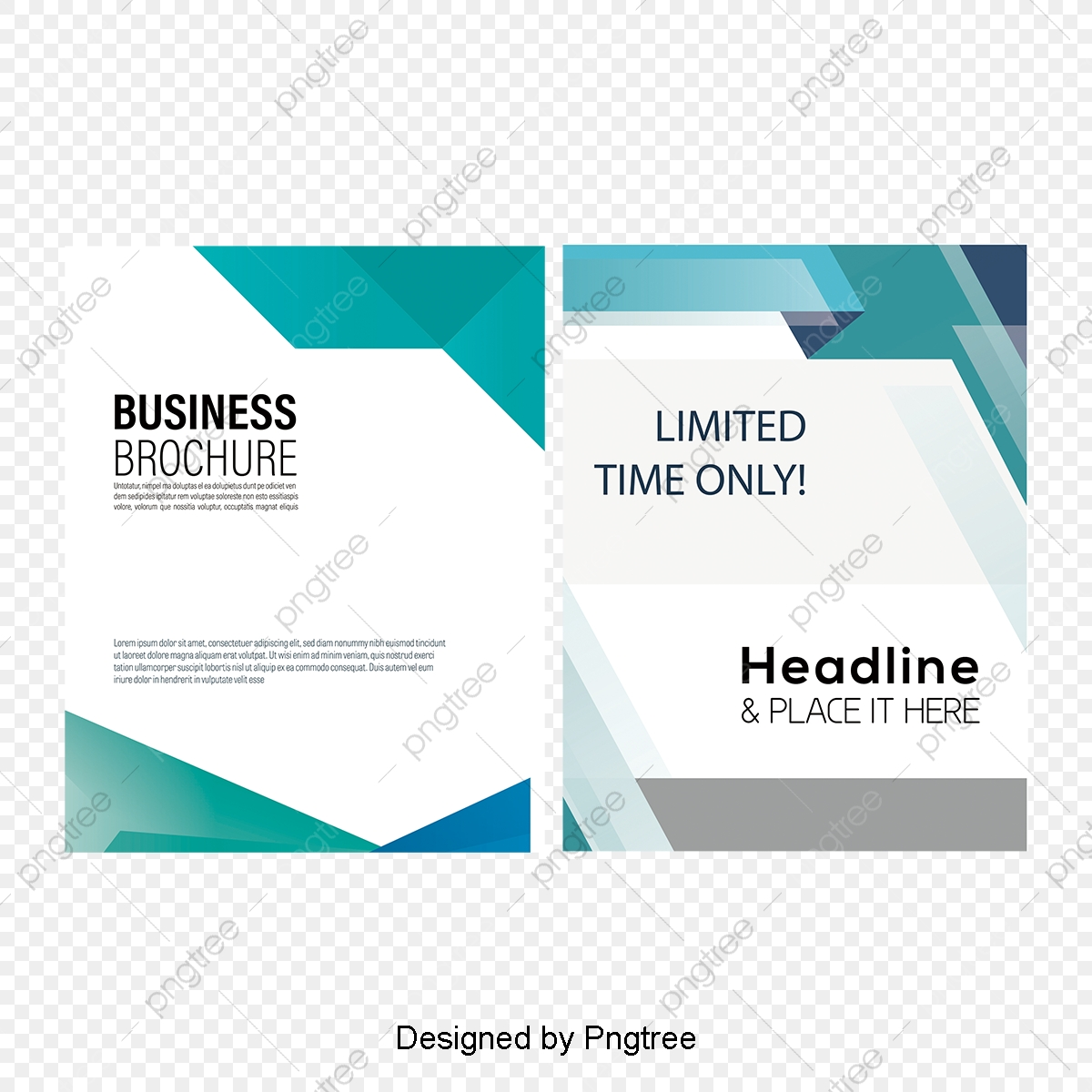 fashion single page brochure design  poster  posters