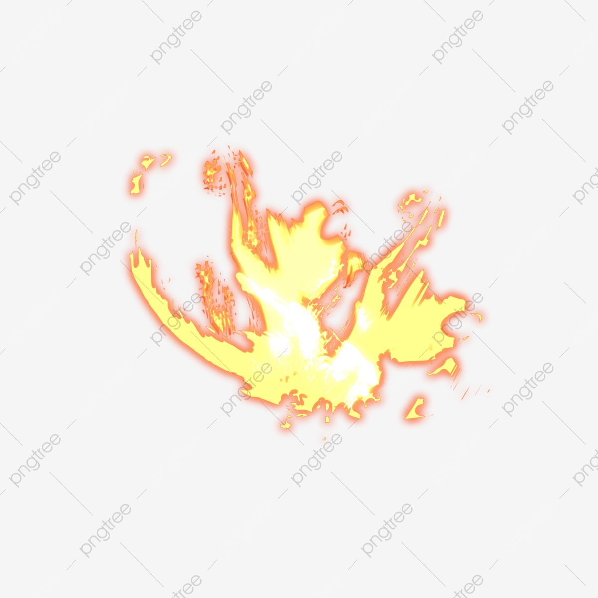 Flame Skull Man And Sound, Flame, Fire, Spark PNG